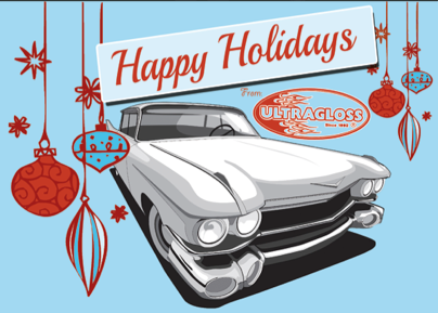 Custom Holiday Card Designs