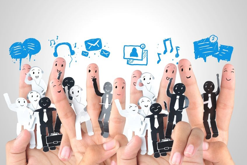 5 Reasons For Your Business to Get Social, Now!